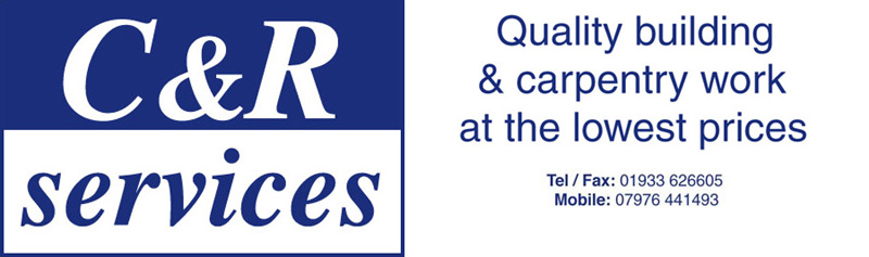 C & R Services - quality building and carpentry work